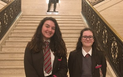 Stormont Public Speaking Competition