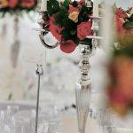 candelabros ,mesa ,bodas,eventos,alquiler