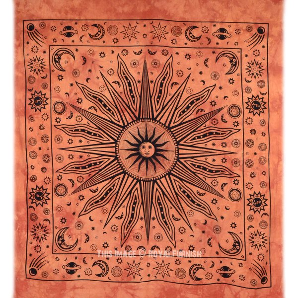 Bohemian Tapestry Wall Hangings