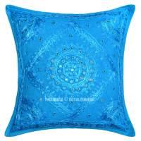 Turquoise Decorative Pillows - Bestsciaticatreatments.com