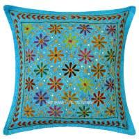 Turquoise Decorative Pillows
