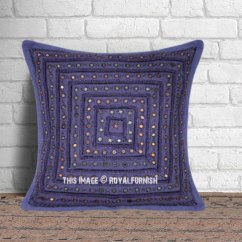 Where To Get Sofa Bed In Singapore Costco Top Grain Leather Reviews Navy Blue Decorative Mirror Embroidered Pillow Case ...