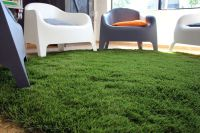 Artificial grass indoors for green carpet and decorative ...