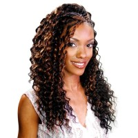 Crochet Braids With Wet And Wavy Human Hair ~ wmperm.com for