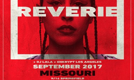 Reverie Fall Tour 2017