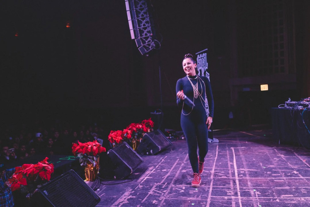 Reverie - Latinos Unidos Tour - Chicago_2017 01 (Royal Heir Entertainment_photo by Enkrypt Los Angeles)