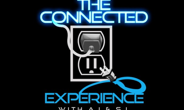 The Connected Experience (@TCEpod) release the FIRST PODCAST ALBUM