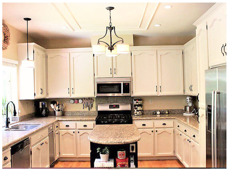 repainting kitchen cabinets area rugs for under tables painting special promo in toronto richmond hill white modern