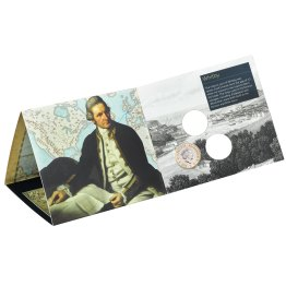Brilliant Uncirculated captain Cook Coins