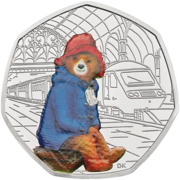 paddington bear 50p coins # 27