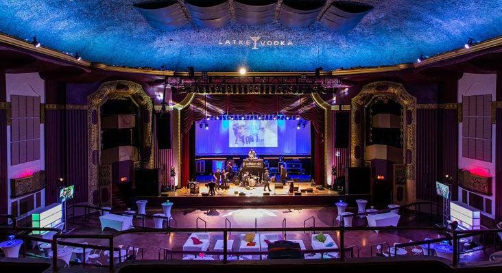 Private Events  Royal Oak Music Theatre