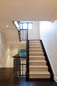 Straight Stairs Archives - Royal Oak Railing & Stair Ltd.