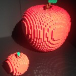 Lego Art of the Brick-Don't bite the Apple