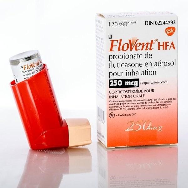 Flovent (Fluticasone Propionate) 250mcg 120 MDI