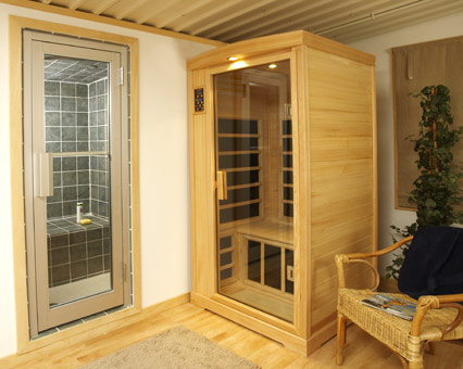 Finnleo FarInfrared Saunas BSeries