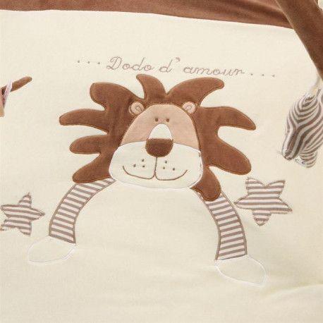 dodo d amour tapis d eveil bebe lion oeko tex