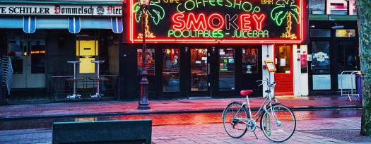 Inner-Amsterdam HOLIDAY DESTINATIONS FOR CANNABIS LOVERS
