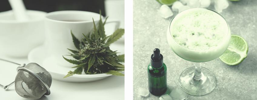 大麻を使用するすべての方法