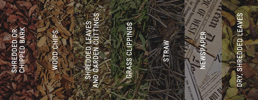 大麻に最適なマルチの種類は何ですか?