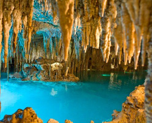 Tour Xplor Adventure Park Mexico - Swim a Stalactite River
