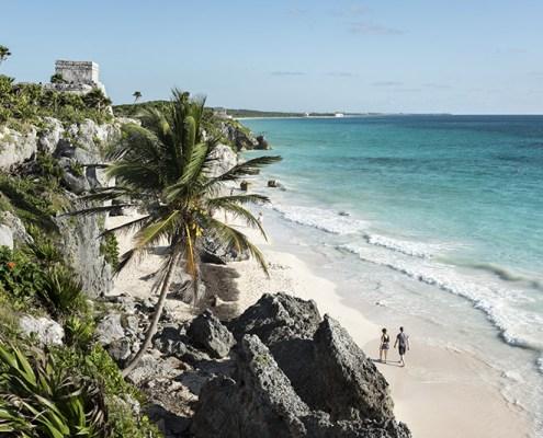 El Castillo at Tulum Quintana Roo