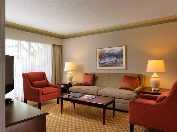 hotel with living room tray for table victoria accommodations suite