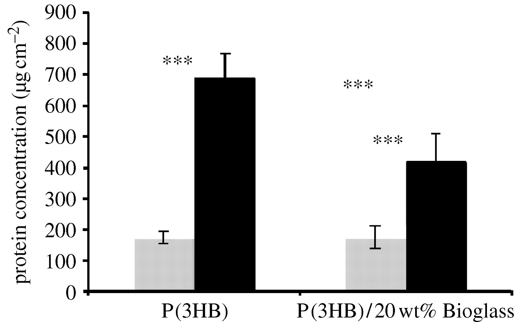Incorporation of vitamin E in poly(3hydroxybutyrate