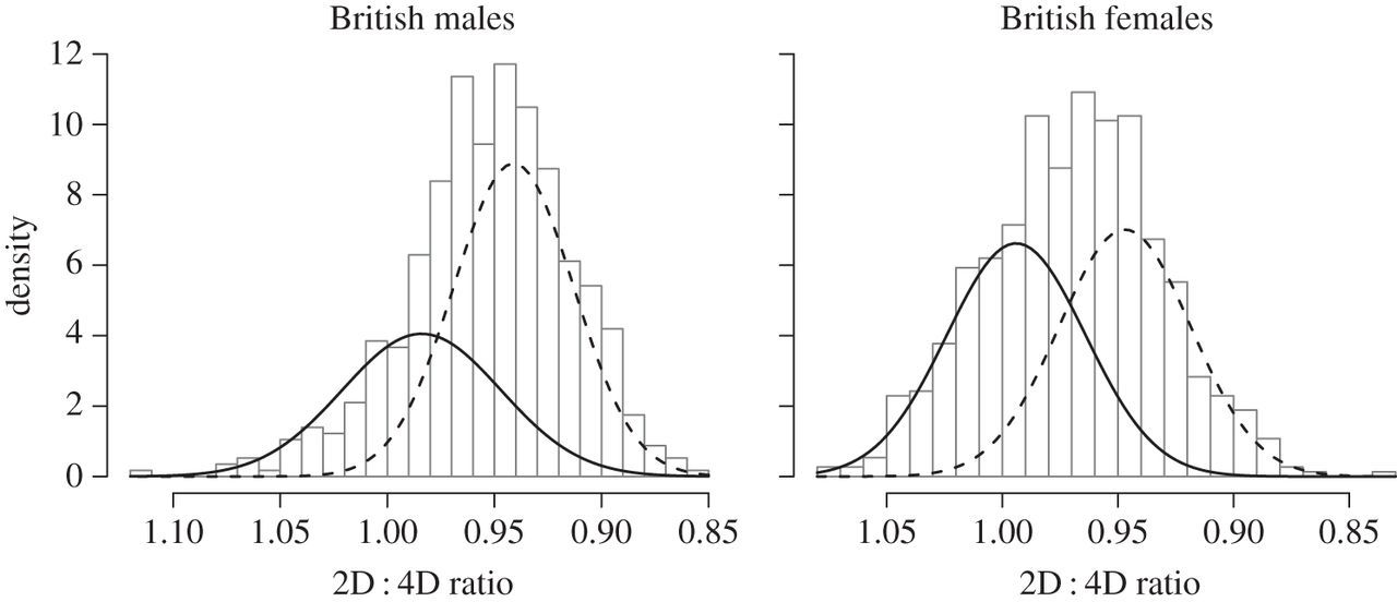 Stay or stray? Evidence for alternative mating strategy