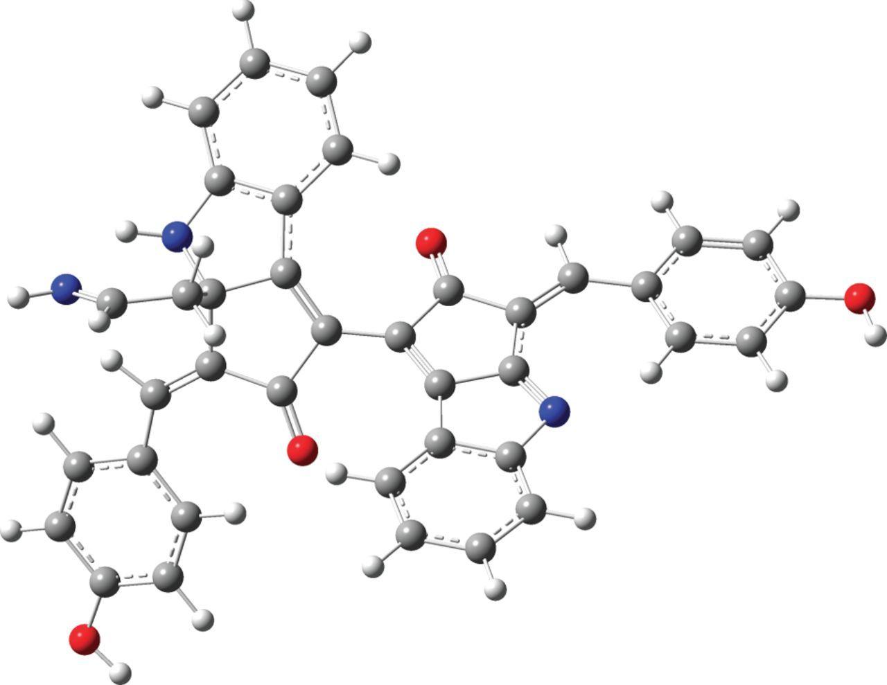 Raman spectroscopic fingerprints of scytonemin-imine
