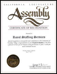California Legislature Assembly