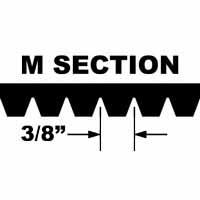 M Micro V-Belts