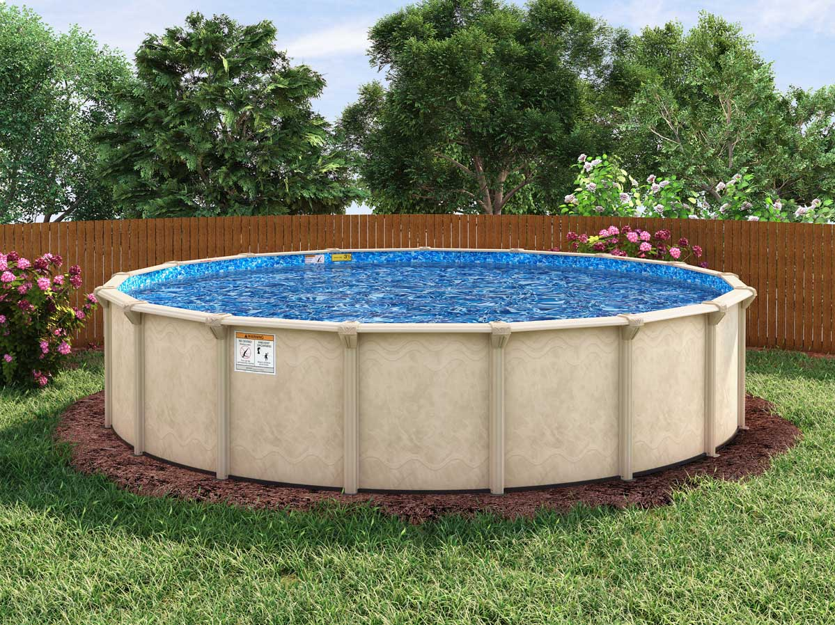 Elaborate, rich visuals show your ball's path and give you a realistic feel for wh. 21 Round 52 Embassy Century By H I I Mfg Of Doughboy Royal Swimming Pools