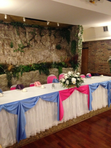 Picture Gallery Decorated Interior For Wedding
