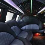 Tuxedo Stretch Lincoln Navigator
