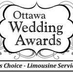 Ottawa Wedding Awards People's Choice - Limousine Service 2017