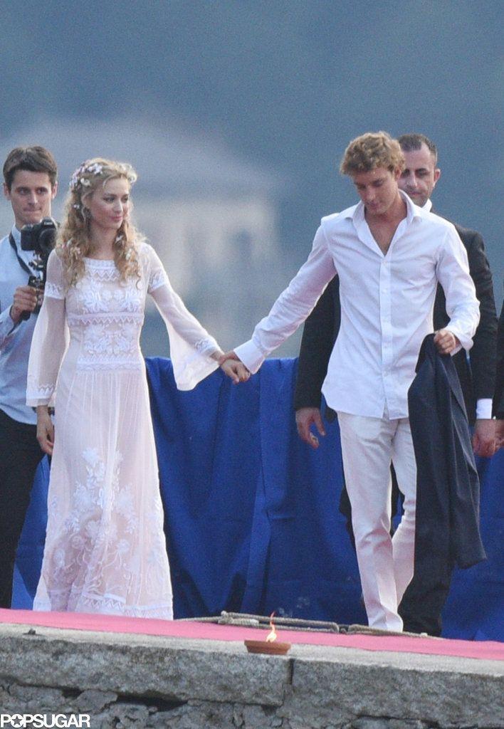 Pierre Casiraghi Beatrice Borromeo Wedding Italy 2015 3 Royal Watchng