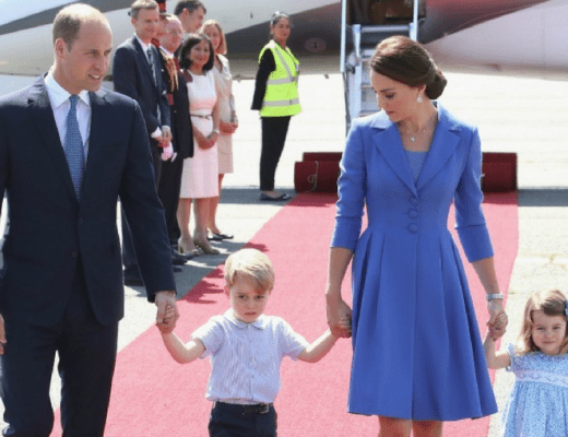 Prince William Visits Poland and Germany