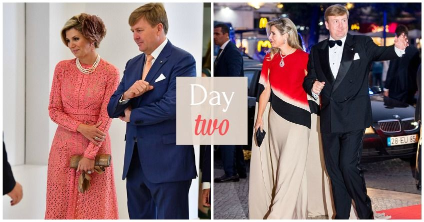 Day Two – Dutch State Visit to Portugal
