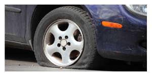 150 voitures ont eu les pneus crevés à Saujon