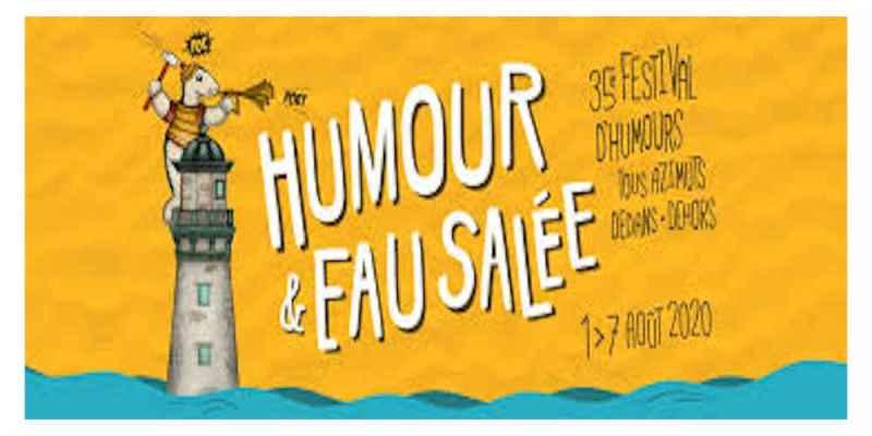 Humour et eau salée