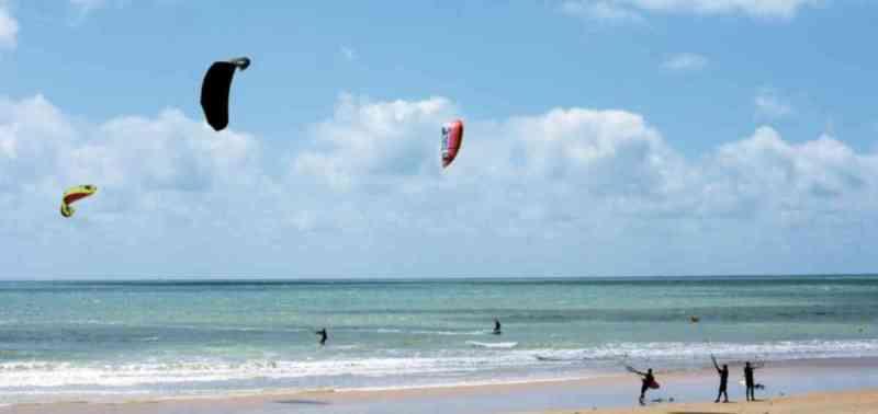 kitesurf un accident s'est déroulé vendredi aux Mathes