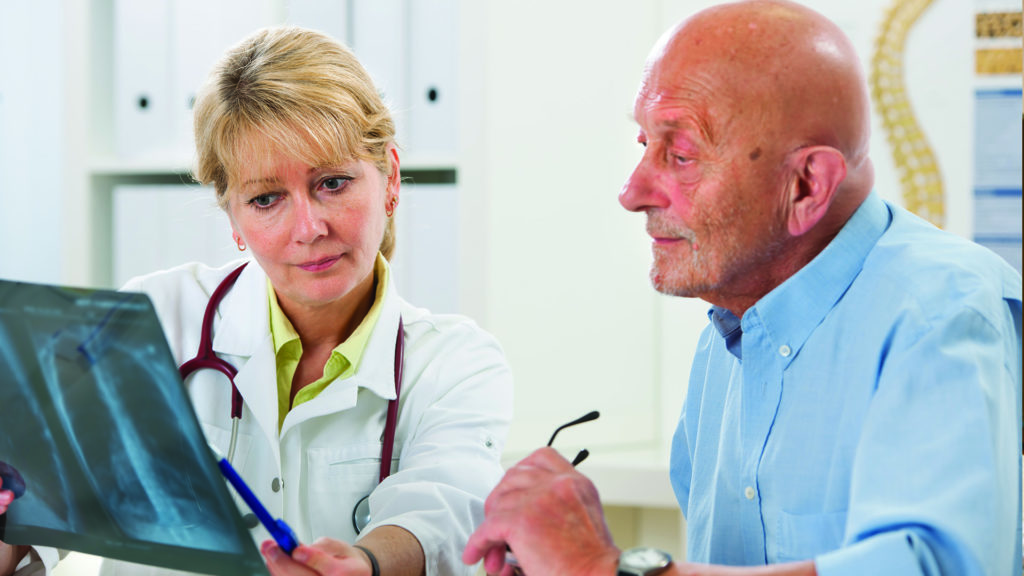 There are many different tests for diagnosing lung cancer
