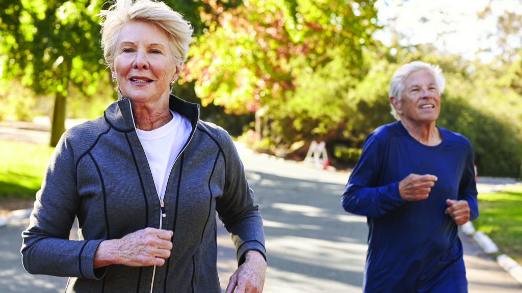 Don't be afraid to exercise if you have lung cancer