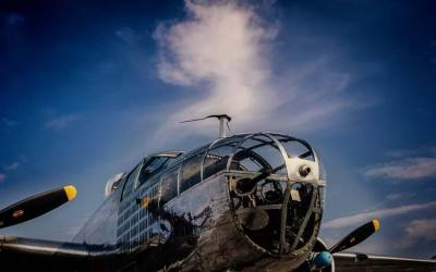 B-25 Mitchell: The Stoy Behind The Photo