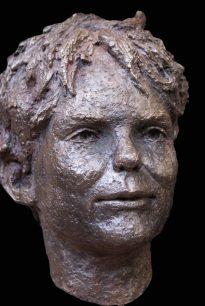 portret laten maken in brons