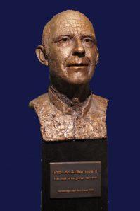 portret-buste brons