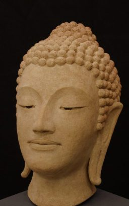 Boeddha keramiek