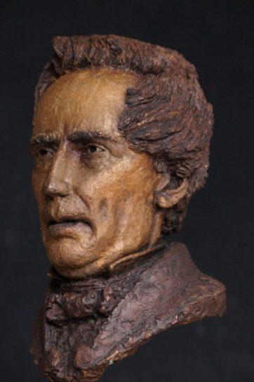 Portret van Thorbecke