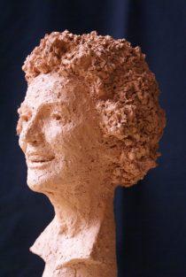 portret Edith Piaf