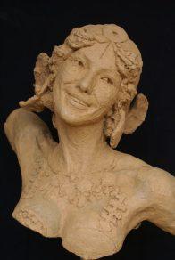portret Mata Hari